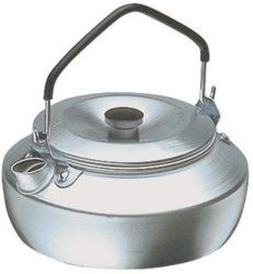 Camping Kettle 1.6 Litre Stainless Steel  Easy Camp Prestige High Quality