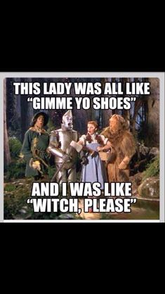 love Wizard of Oz
