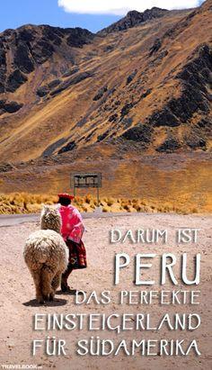 """Majestätische Anden, tropische Regenwälder und weite Sandstrände: In Peru kommen Abenteurer, Feinschmecker und kulturell Interessierte gleichermaßen auf ihre Kosten. Die beiden Reisebloggerinnen Nora Teichert und Anne Prinz de Serván haben mehrere Jahre in Peru gelebt und gerade den Reiseführer """"Quer durch Peru"""" veröffentlicht. In ihrem Gastbeitrag auf TRAVELBOOK verraten sie, wieso Peru das ideale Einsteigerland für Südamerika ist."""