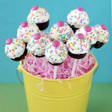 EASTER CAKE POPS - Google Search