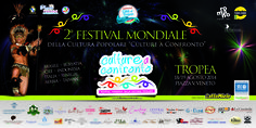 "18 e 19 agosto: al via il 2° Festival mondiale della cultura popolare ""Culture a confronto""  https://www.facebook.com/193787923993114/photos/a.738257122879522.1073741830.193787923993114/760379810667253/?type=1&theater"