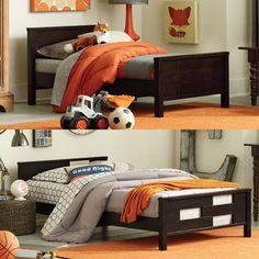 Found it at Wayfair - Joyce Twin Convertible Toddler Bed