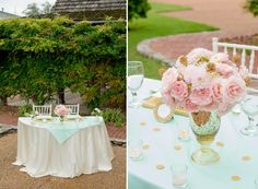 Pink, Mint and Gold Wedding Inspiration_008