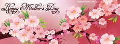 Happy Mother's Day Facebook Cover HolidayFBCovers.com