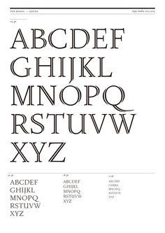 Lutetia Type Revival by Barbara Bigosińska