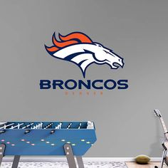 Broncos Wall Art denver broncos mile high salute wall artkristalianedesigns
