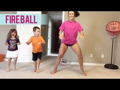 Pitbull – Fireball (Dance Fitness with Jessica) – Exercises and Fitness Dance Workout Videos, Zumba Videos, Dance Videos, Zumba Fitness, Dance Fitness, Kids Fitness, Cardio Drumming, Fitness Marshall, Pitbull