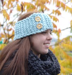 The Glacier Peak Ear Warmer/Headband Light by BeehiveCreation Ear Warmer Headband, Beehive, Ear Warmers, Custom Items, Wool Blend, My Etsy Shop, Crochet Hats, Knitting, Handmade