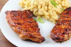 Pork Recipes : BBQ Pork Chops Recipe