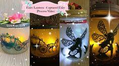 Fairy Lantern | Cinderella Lantern | Captured Fairy | Process Video