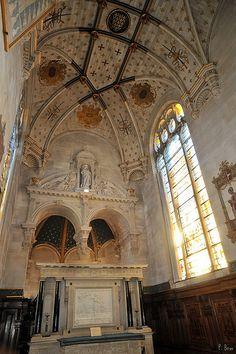Chapelle du Château de Chantilly - Oise
