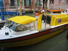 Ambulance Boat #Ambulance