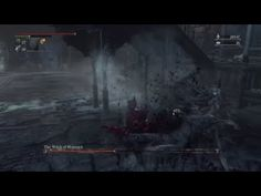 Bloodborne How to Beat The Witch of Hemwick HD PS4 Gameplay