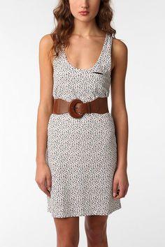 dress + belt