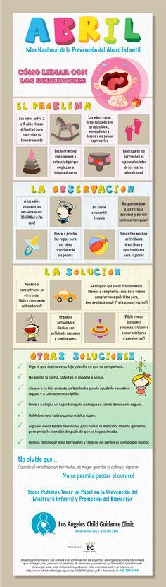 Una guía para padres para solucionar el problema de berrinches de los niños.