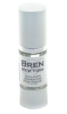Bren New York's Collagen Enhancing Hyaluronic Acid Serum contains 15% Hyaluronic Acid, hydrating your skin by attracting moisture and delivering it to your skin. $45.00