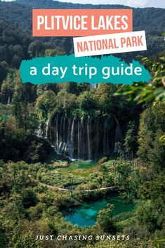 Travel to Croatia is not complete without a Plitvice Lakes National Park day trip. My top tips for visiting Pltivice Lakes National park - one of the most beautiful places filled with stunning waterfalls - without the crowds!