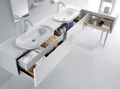 Metropolis Bathroom Furniture From Lasa Idea