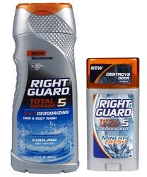 Save on Right Guard