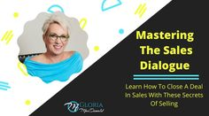People often feel unsure as to how to close a deal in sales. This video is meant to provide you with some tips on developing a great sales dialogue.  Learning how to close a deal in sales has a lot to do with getting comfortable with the sales process. This takes practice. However, over time and by using these secrets of selling, you can become a master of sales dialogue.