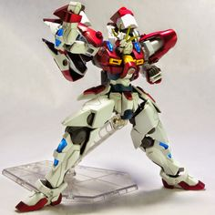 GUNDAM GUY: 1/144 Build Blazing Gundam - Custom Build