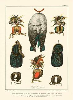 Oskar v. Riesenthal - falconry attributes