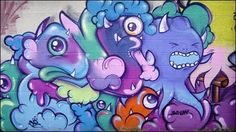 Bubble Graffity