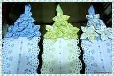 Artesanatos Ana Lu - porta papel higiênico