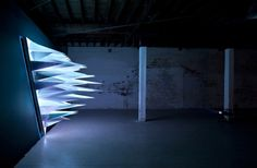 Flynn Talbot created Primary installation at PSAS in Perth, Australia