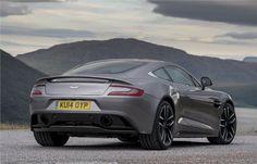 Aston Martin Vanquish 2012 - Car Review | Honest John