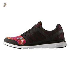 adidas Women's Cloudfoam Xpression Multi Color/Black Sneaker 5 B (M) - Adidas sneakers for women (*Amazon Partner-Link)