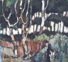 William Turner - Alderley Woods