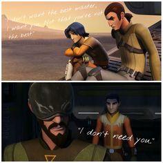 This hurts my heart... Star Wars rebels season 3