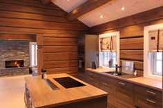 2016-03-04 19.46.13 Kitchen Cabinets, Cabins, Table, Mountain, Furniture, Home Decor, Life, Decoration Home, Room Decor