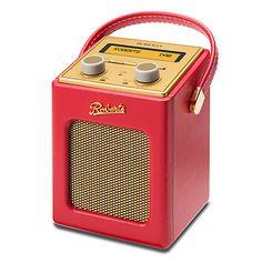 Buy ROBERTS Revival Mini DAB/FM Digital Radio Online at johnlewis.com