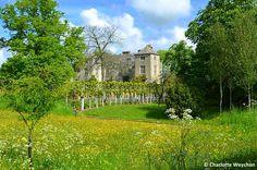 Cranborne Manor -- photograph by Charlotte Weychan