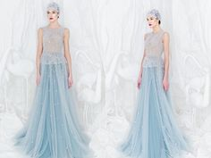 36 Breathtaking Ice Queen Inspired Wedding Dresses For Fairy Tale Brides!