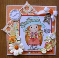 Corrie's Map Hobby: Paper Dolls Nest # 19