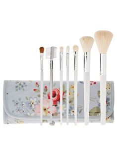 Love these Cath Kidston makeup brushes