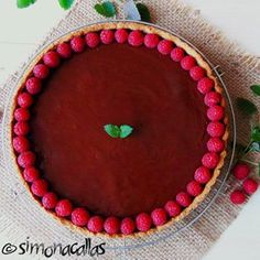 Dietetic Chocolate Tart This tart is special. the ingredients used for preparing this tart have a very low glycemic index. Red Velvet Cheesecake, Oreo Cheesecake, Oreo Mousse, Cupcakes, Chocolate Lovers, Almond Flour, Coco, Low Carb Recipes, Sugar Free