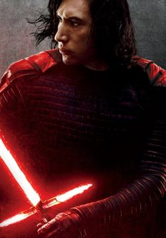 Kylo Ren Dunno why, but whenever I see him, I just want to hug him until all his broken bits are melded back together.