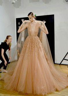 Imagem de dress, fashion, and elie saab