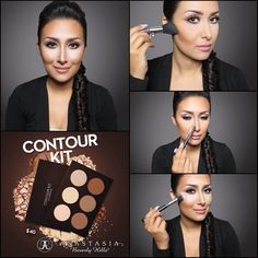 Steffany's Choice: Anastasia Beverly Hills Contour Kit Review And Video Tutorial!