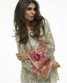 Pakistani Eid ensemble by Sania Maskatiya.