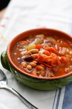 Minestrone Soup Recipe on Yummly