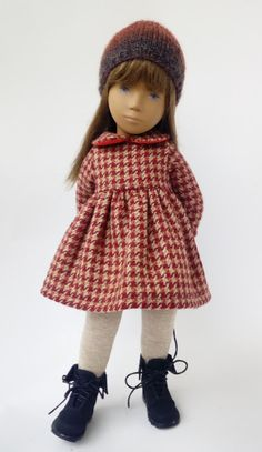 Handmade clothes for Sasha dolls: Some of the past Sasha clothes I made