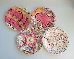 dot4 Aboriginal Art Symbols, Aboriginal Art For Kids, Aboriginal Education, Indigenous Education, Aboriginal Culture, Indigenous Art, Dot Painting, Painting For Kids, Encaustic Painting