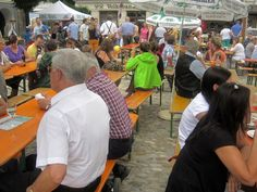 Viele besuchten das Fairtraide Fest in Laufen und Oberndorf