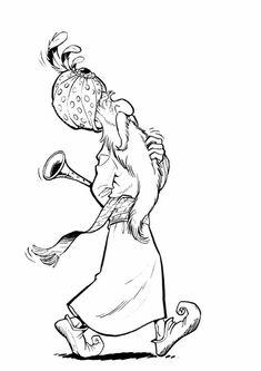 Fakir! Efteling kleurplaat! Je favoriete #Efteling-figuren uit het #Sprookjesbos op een #kleurplaat! Deel je kleurplaat door een foto te plaatsen onder deze pin! | Your favourite Efteling characters from the #Fairytale Forest on a coloring page. Share your coloring picture by placing a photo under this pin! #Efteling #DIY #painting #coloringpage