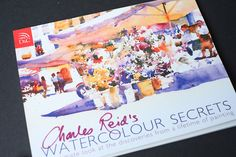 Charles Reid's Watercolour Secrets: An Intimate Look at the Discoveries from a Lifetime of Painting by Parka81, via Flickr